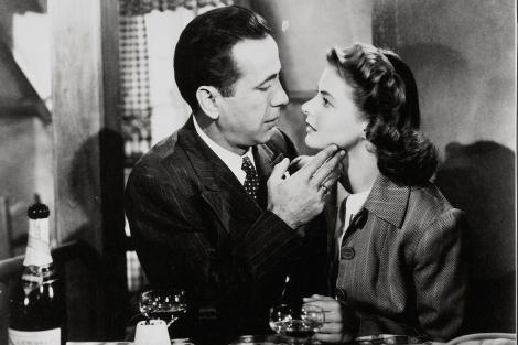 Fotograma de la película Casablanca, de 1942.   Foto: E. M.