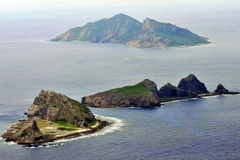 Foto de archivo de las islas Senkaku. | Reuters