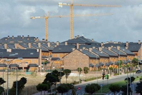 Urbanización de adosados en Boadilla del Monte. | Paco Toledo