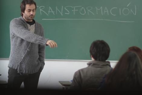 Fotograma de la película 'La educación prohibida'.| La Educación Prohibida