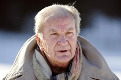 El actor y director francés Pierre Mondy, en una imagen de 2009. | Afp