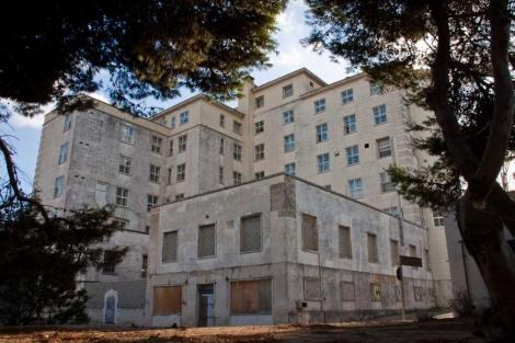 LOS FENOMENOS PARANORMALES DEL HOSPITAL DE MAHÓN