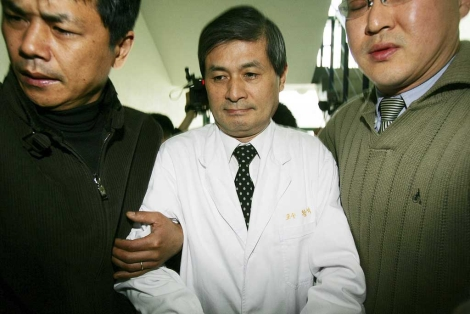 Hwang Woo-Suk fue procesado por falsear sus experimentos de clonacin. | AP