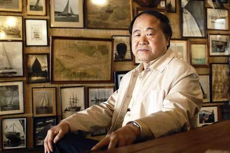 El nuevo Nobel de Literatura, Mo Yan. | Getty