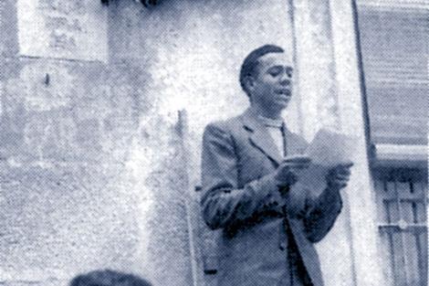 Imagen de archivo del poeta Miguel Hernández.