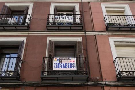 Edificio de pisos en alquiler. | EM