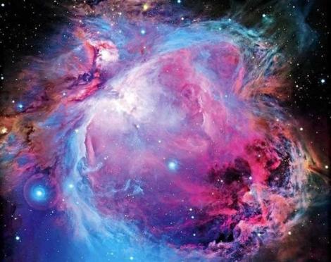 El cúmulo de la Nebulosa de Orión. | J-C Cuillandre & G. Anselmi