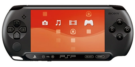 Imagen de una PSP.