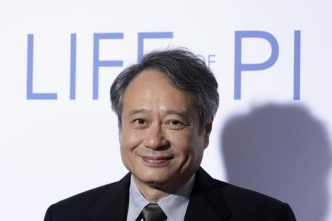 Ang Lee, en la premiere en Los Ángeles de 'La vida de Pi'. | Reuters