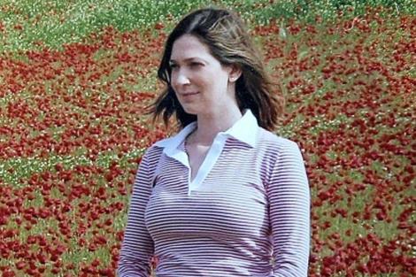 La joven israelí Keren Shtalrid.