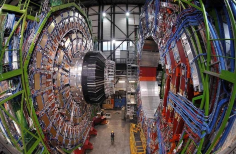 El acelerador de partículas del CERN. | EM