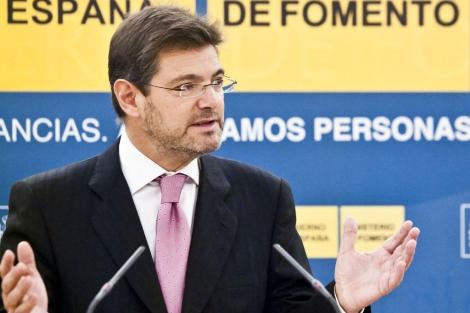 Rafael Catalá, secretario de Estado de Infraestructuras, Transporte y Vivienda. (archivo) | J. B.