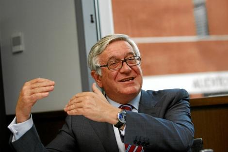 El presidente de la APCE, José Manuel Galindo. (archivo) | B. Rivas