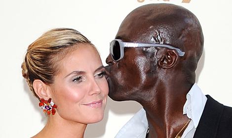 Seal y Heidi Klum, una pareja que todos creían que duraría siempre.| Gtres