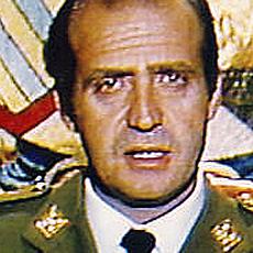 Don Juan Carlos, el 23-F.