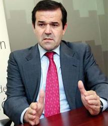 Juan Fernández-Aceytuno, secretario general de Sociedad de Tasación. | EM