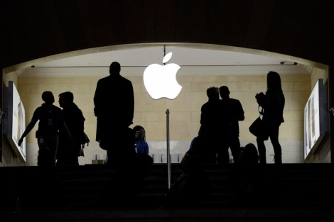 La tienda de Apple en Grand Central Station, en Nueva York. | Efe