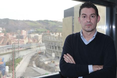 David Pasarin-Gegunde en una imagen tomada en Bilbao.| Efe