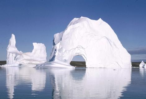 Iceberg en el Este de Groenlandia. | J. Finkelstein