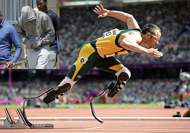 Imagen de Pistorius, en los Juegos Olímpicos de Londres el pasado verano.