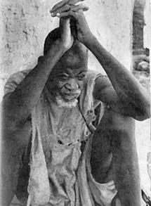 El chamán Ogotemeli. | E.M.