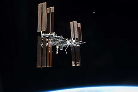 The International Space Station (ISS). | NASA