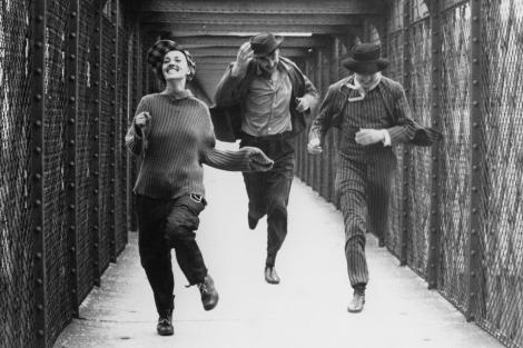 Un fotograma de 'Jules et Jim'.