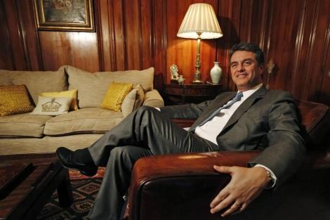 Roberto Azevedo, el futuro director de la OMC. | Reuters