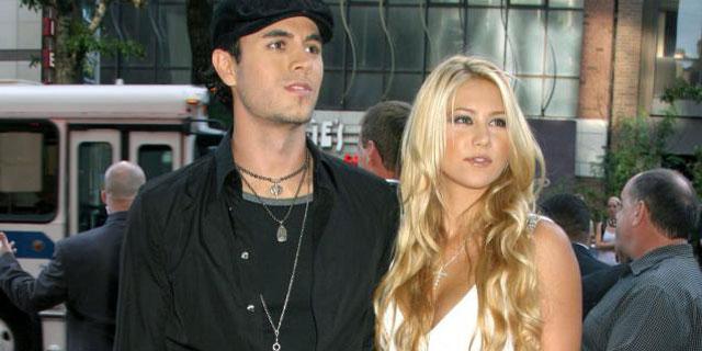 El cantante y la ex tenista, en un acto promocional celebrado en 2011 en Nueva York.