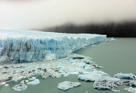 Imágen del glaciar Perito Moreno, en la Patagonia argentina. | Efe