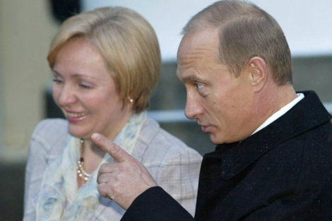 Lo último de Putin: un impuesto al divorcio 1370541841_0