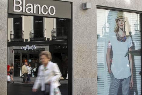 Tienda de Blanco. |José Aymá González