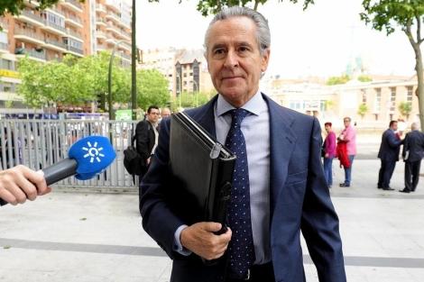 El ex presidente de Caja Madrid, Miguel Blesa. | Bernardo Díaz
