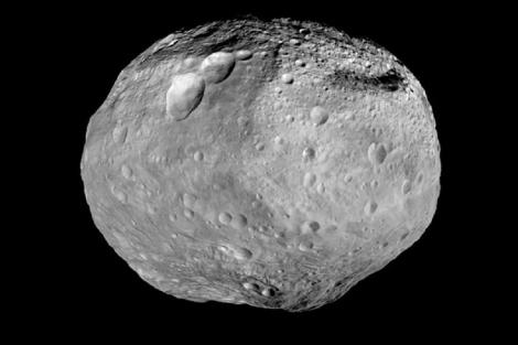 El asteroide, captado por la NASA. | NASA