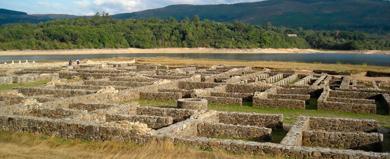 Campamento romano en Bande, Ourense. | Turismo de Galicia