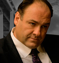 James Gandolfini. [VEA M�S FOTOS]