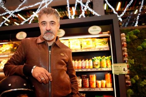 El chef Sergi Arola. | Sergio Enriquez-Nistal