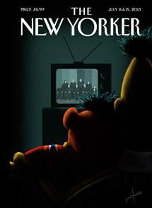 Portada de 'The New Yorker'.