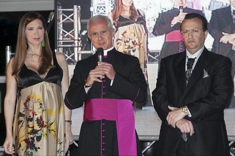 Nunzio Scarano, el prelado detenido por fraude en el Banco Vaticano. | EL MUNDO