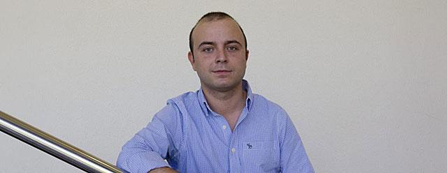 El joven político del Partido Popular Ángel Carromero. | J. Martínez