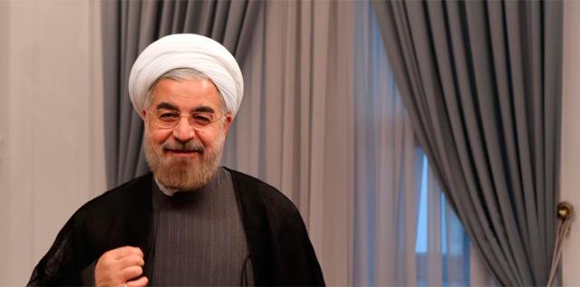 O recém-eleito presidente iraniano, Hassan Rohani.  | Afp