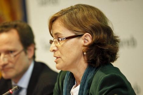 Belén Romana, presidenta de la Sareb | Sergio Enríquez-Nistal