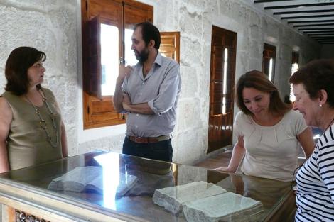 Una de las copias conservada en el conventos de las carmelitas. | M. Cuevas