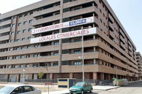 Bloques de pisos nuevos del Santander que se venden fiscalmente como usados. | A. Heredia
