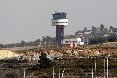 Vista general del Aeropuerto de Castellón | Eugenio Torres.