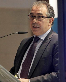 Miguel Montes, director general de Banco Sabadell. | José Cuéllar