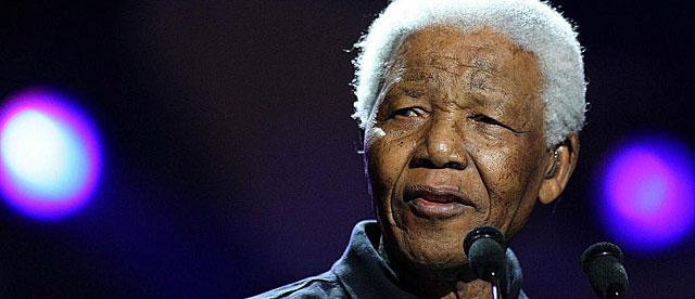Nelson Mandela en una imagen de 2005.