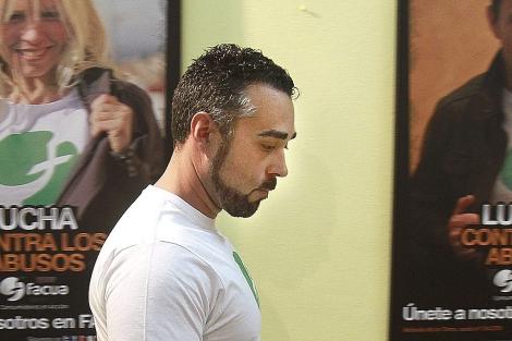 Rubén Sánchez, portavoz de Facua Consumidores en Acción. | Carlos Márquez
