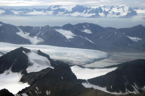 El deshielo del Ártico. | El Mundo