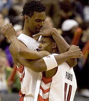 Without Bosh - should Toronto think about starting TJ Ford?